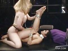 Nina - Mika Tan Nina Hartley
